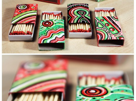 Abstract Matchboxes
