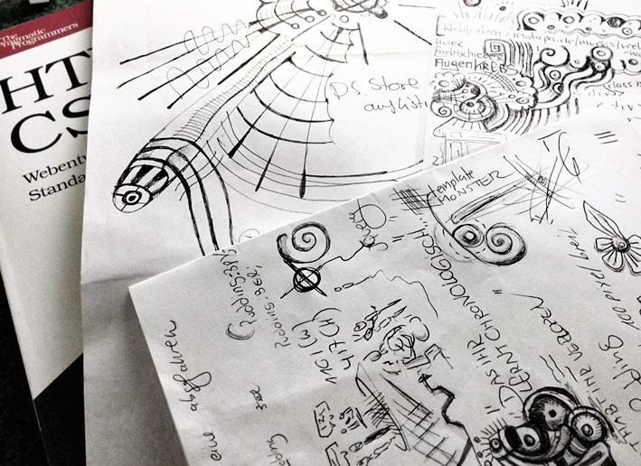 class scribbles