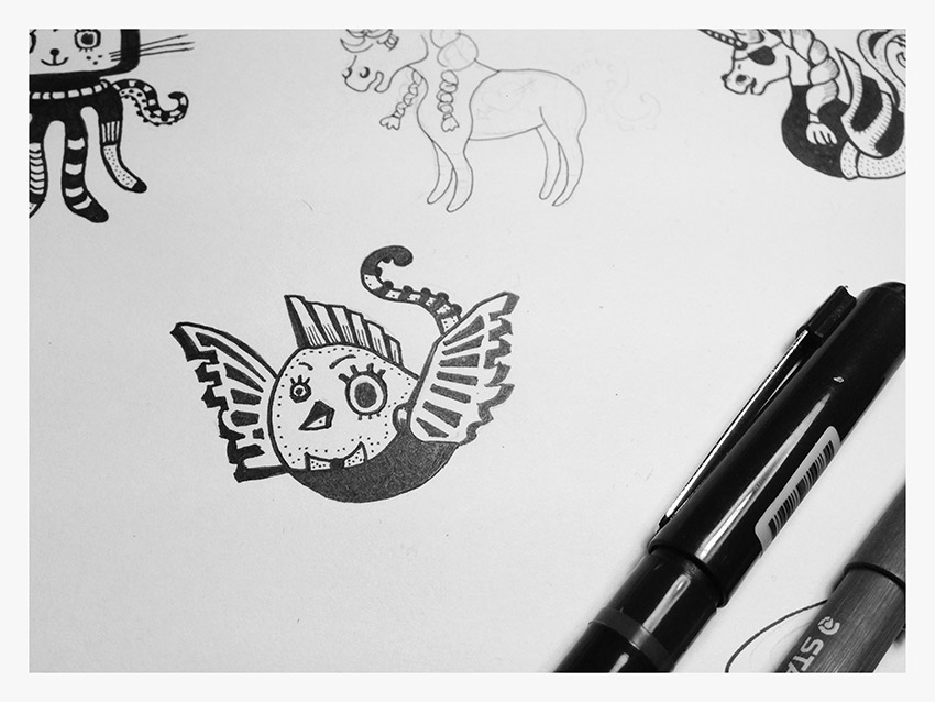 scribble_bird